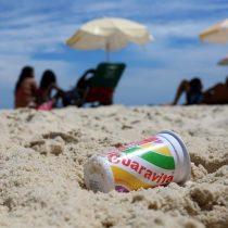 La contaminación acaba con las playas paradisíacas de Brasil