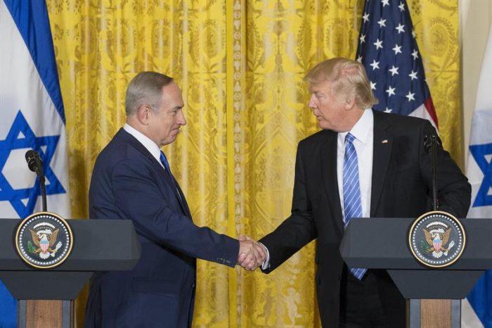 Netanyahu se reúne con Trump y dice que su liderazgo hará retroceder al islamismo radical