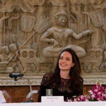 Angelina Jolie estrena película sobre el genocidio en Camboya para honrar la memoria del país de su hijo Maddox