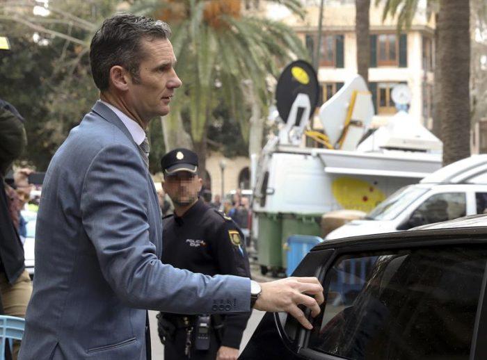 Iñaki Urdangarín podrá esperar su condena definitiva en libertad, sin fianza, y residiendo en Suiza