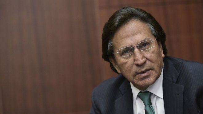 Perú: Juez resolverá pedido de detención de expresidente Alejandro Toledo tras un receso