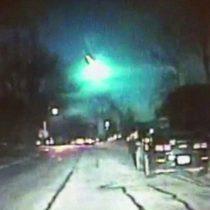 [VIDEO] El enorme meteorito que cruzó el cielo en Estados Unidos