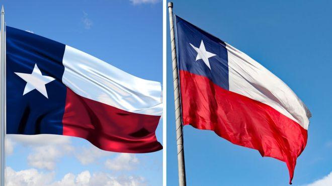 Estados Unidos: ¿por qué Texas quiere que se deje de usar la bandera de Chile en su territorio?