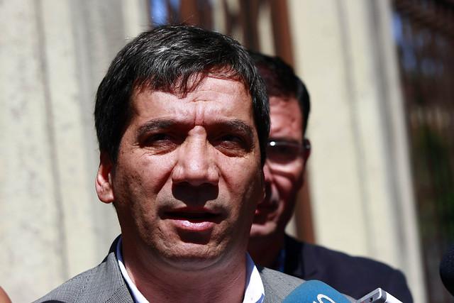 Durán, candidato a dirigir el PS, pide definir  a la carta presidencial del partido el 26 de marzo