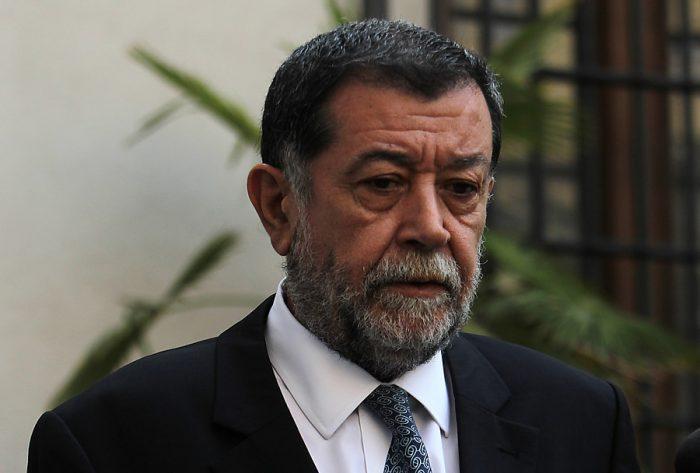 """Aleuy responde a diputados oficialistas que pidieron salida de directores de Conaf y la Onemi: """"El gobierno decide a quién mantiene en un cargo.No los parlamentarios"""""""