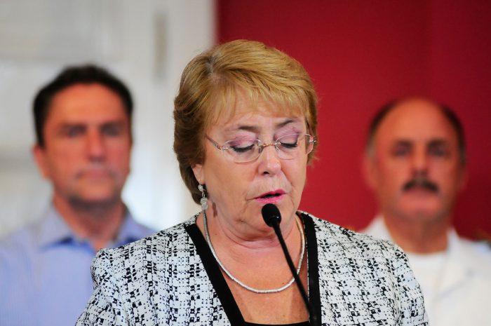 Ex Presidente de constructora brasileña habría ratificado en la justicia  donaciones a campaña de Bachelet