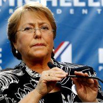 Bachelet por aniversario del gobierno: