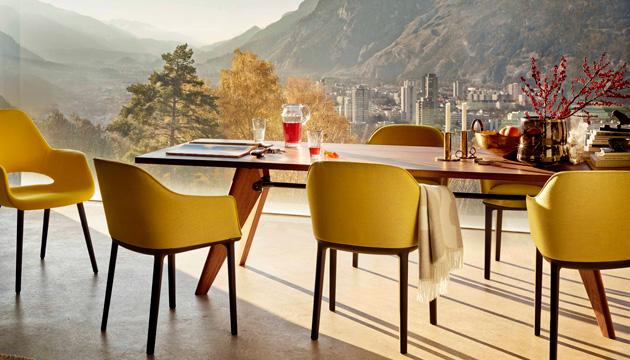 La búsqueda de la silla ideal para tu comedor - El Mostrador