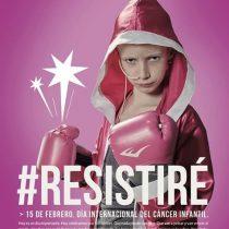 #Resistiré: niños con cáncer dan la pelea contra la enfermedad
