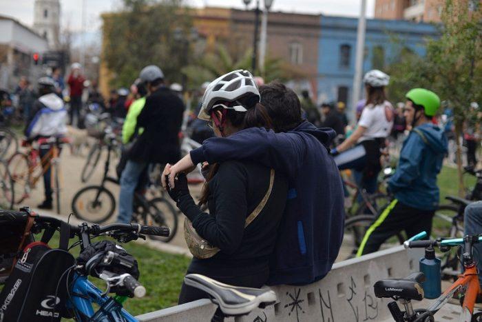 Bicipaseos Patrimoniales celebra la pasión y el amor en Santiago con nuevo recorrido