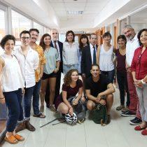 Delegación chilena de coreógrafos y bailarines participará en instancias de creación en Francia y España