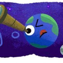 Google dedica un 'doodle' a los 7 planetas descubiertos por la Nasa que se parecen a La Tierra