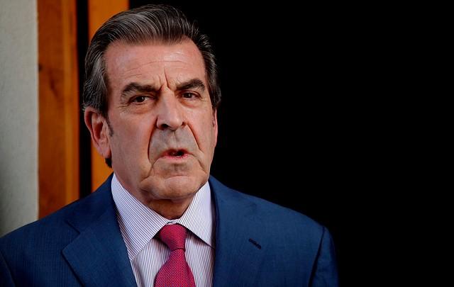 Ex Presidente Eduardo Frei Ruiz-Tagle es internado de urgencia en la Clínica Alemana