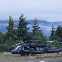 Gobierno adecuará aviones y helicópteros de las Fuerzas Armadas para combatir incendios