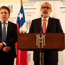 """Ministro de Hacienda argentino le tira flores a Valdés: """"El ejemplo chileno para nosotros es muy importante, nos marca un rumbo que en muchos aspectos queremos seguir"""""""