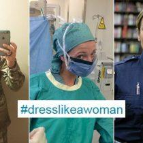 Trump: #DressLikeAWoman