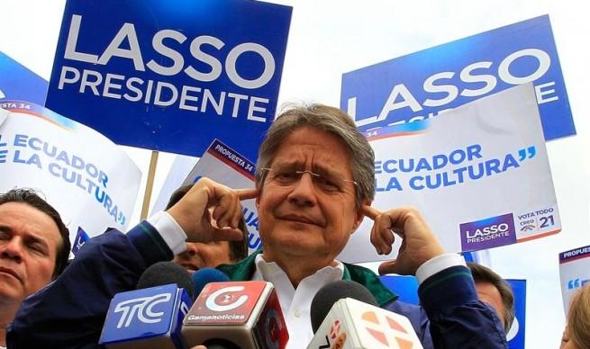 Elecciones en Ecuador: candidato opositor llama a construir una mesa de gobernabilidad