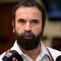 Gutiérrez (PC) presenta querella contra Van Rysselberghe por delito de cohecho