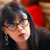 Javiera Blanco pide permiso sin goce de sueldo de dos meses en el CDE ante eventual citación por caso Sename