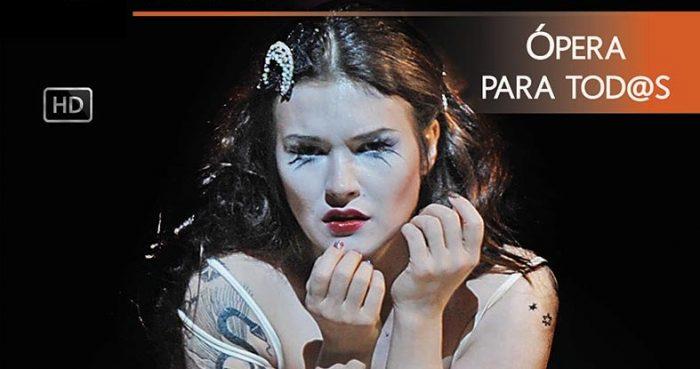 """La Traviata en ciclo """"Ópera para todos"""" en Centro Arte Alameda"""
