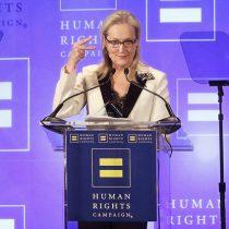 Meryl Streep contrataca a Donald Trump: