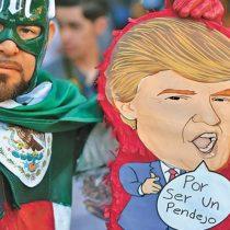 Mexicanos convocan marchas contra Donald Trump