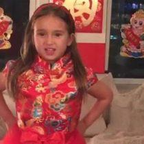 Nieta del presidente de EE.UU. se convierte en una estrella mediática en China