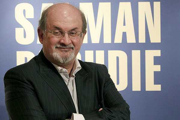 De los Versos satánicos a Trump: Salman Rushdie publicará novela sobre «villano despiadado, narcisista y de pelo teñido»