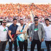 Banda Santropia se suma a campaña #niunamenos