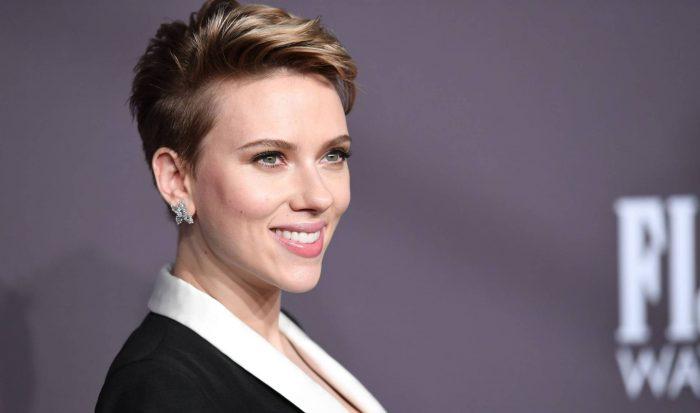"""Scarlett Johansson: """"La monogamia no es natural"""""""