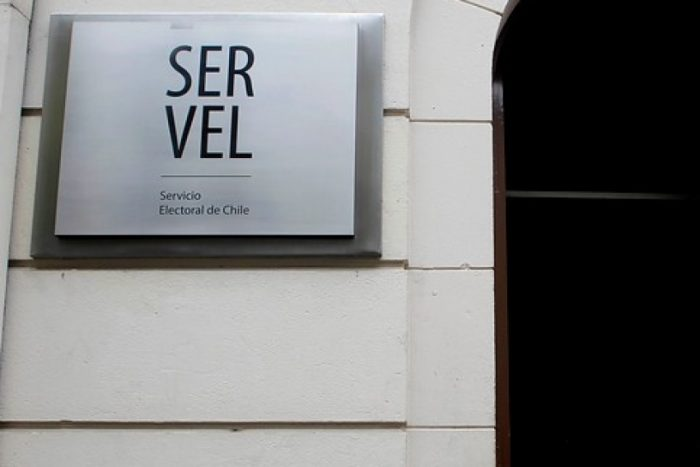 Servel publica la lista definitiva de los vocales de mesa