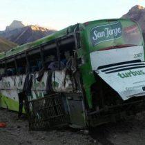 Accidente de Turbus: