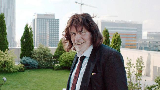 "Película ""Toni Erdmann"" en Cine Arte Normandie"