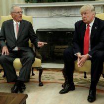 ¿Algo para que se preocupe la Cancillería chilena? Trump asegura que Perú comprará 'mucho' armamento de EEUU