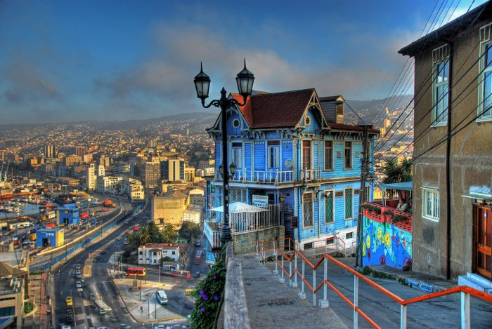 Mirada de futuro: Las lecciones y desafíos que presenta Valparaíso