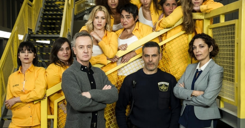 Vis a Vis entre Orange is The New Black y Breaking Bad