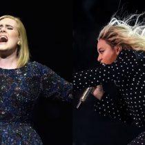 Adele vs Beyoncé: ¿quién ganará la batalla de las divas de la música pop que marcará los Grammy 2017?