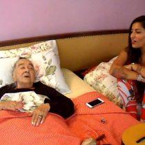 [VIDEO] Anita Tijoux realiza concierto íntimo a la activista de Derechos Humanos, Anita González