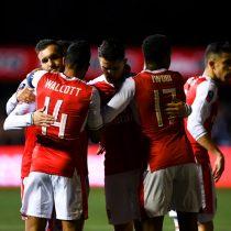 [VIDEO] FA Cup: Arsenal cumple con el guión y sella su pase a cuartos ante modesto Sutton