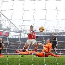 [VIDEO] El doblete de Alexis que devolvió al Arsenal a la senda de la victoria