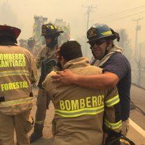 Psicólogo sobre ayuda a víctimas de incendios: