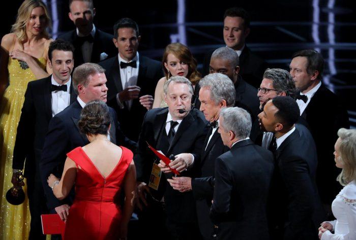 Oscar 2017: Entre historias de mujeres empoderadas, discursos contra Trump y el error más grande en la entrega de la estatuilla