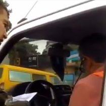 [VIDEO] Ejemplar: Carabinero detiene a ciudadano español que intentó sobornarlo