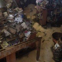 Librería Catalonia y otros locales ganan primera batalla contra empresas responsables de la inundación en Providencia