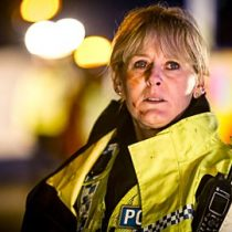 Happy Valley, una de policias