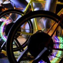 Pantalla del Festival Cine Puerto de Valparaíso funcionará gracias a la ayuda de ciclistas