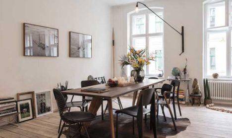 La b squeda de la silla ideal para tu comedor el mostrador - Decoracion salones comedor ...
