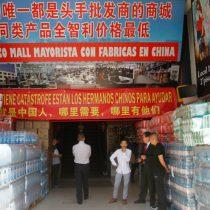 Comerciantes chinos de Barrio Meiggs donan 50 toneladas de ayuda a damnificados por incendios