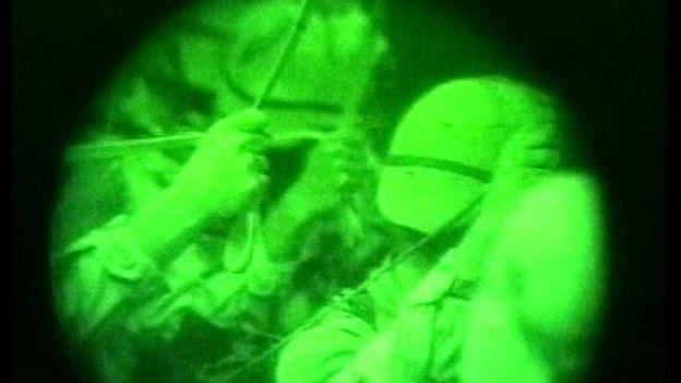La operación estuvo a cargo de una unidad de fuerzas de élite del Comando Conjunto de Operaciones Especiales (JSOC, por sus siglas en inglés).