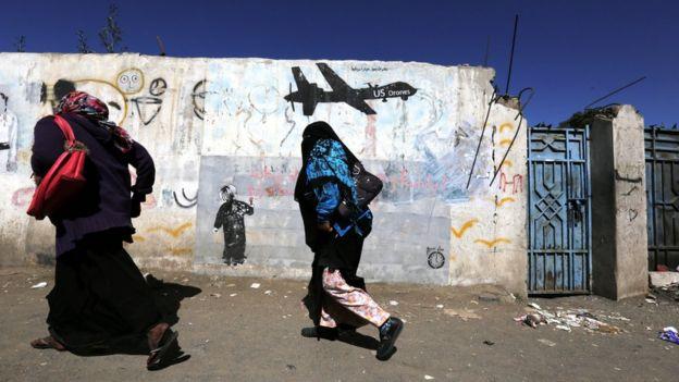 Según reportaron las autoridades locales, durante la administración de Barack Obama cientos de personas murieron en Yemen por ataques con drones.